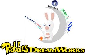 Image - Rabbids DreamWorks Logo.png | ICHC Channel Wikia | FANDOM ...