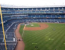 New York Yankees Stadium Seating Chart Yankee Stadium Terrace Level 306 Seat Views Seatgeek