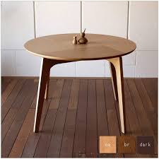 fabre round 105 wood dining table wood top round table diameter 105 cm