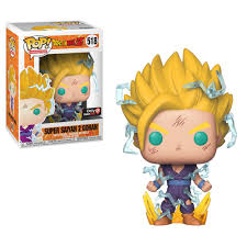POP! <b>Anime</b>: <b>Dragon Ball</b> Z - S5 <b>Super</b> Saiyan 2 - Gohan - Only at ...