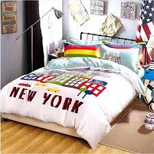 new york bedding set new city duvet covers new duvet cover new bedding set cotton duvet