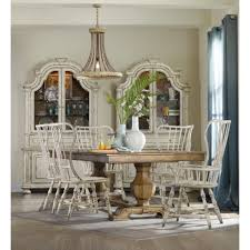 China Cabinet With Hutch Hooker Furniture Sanctuary China Cabinet Hutch Reviews Wayfair