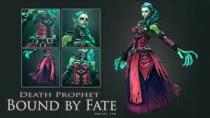 bound by fate dota2 set by enmi on deviantart