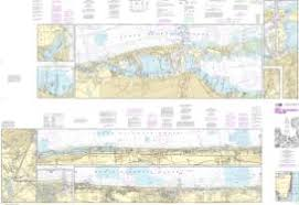 Noaa Intracoastal Waterway Charts Oceangrafix Noaa Nautical Chart 11467 Intracoastal
