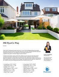 real estate flyers archives  real estate marketing blog real estate flyer template sample