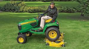 tractor mower. x700 series tractor mower r