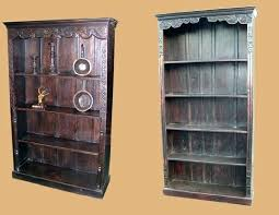 solid wood bookcase with doors wood bookcase rustic solid wood bookcases dark wood bookcase with doors