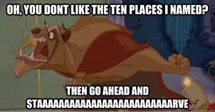 Beauty And The Beast Funny Quotes Best of Beauty And The Beast Funny Quotes Dump A Day
