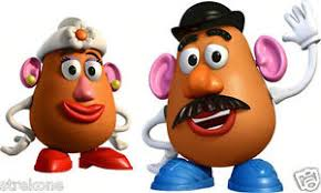 mr and mrs potato head.  And Image Is Loading WaltDisneyPixarToyStoryMrampMrs For Mr And Mrs Potato Head 2