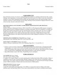 12 Examples Of Career Objectives Statements Leterformat