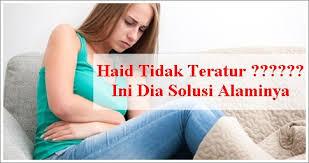 Hasil gambar untuk haid tidak teratur