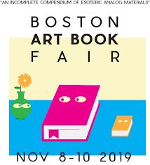 Self Made Designs Quincy Ma Boston Art Book Fair 2019