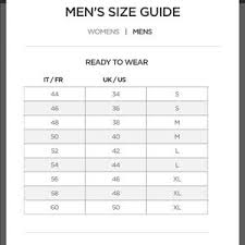 Tom Ford Size Chart Tom Ford Poplin Classic Fit Shirt Nwt