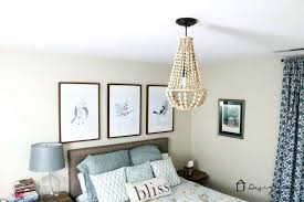 full size of diy chandelier ceiling fan crystal makeover lift from wood beads designer trapped in