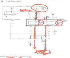 fantastic ford truck trailer wiring images wiring diagram ideas 7 pin trailer wiring diagram at Ford Truck Trailer Wiring Diagram