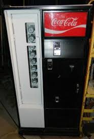 Coke Vending Machine Ebay Mesmerizing Cavalier Coke Machine EBay