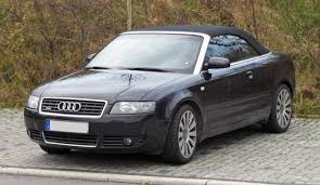 2002 Audi A4 cabriolet – pictures, information and specs - Auto ...