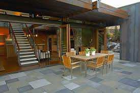 modern patio floor. Perfect Patio Outdoor Door Knobs Modern Patio And Folding Glass Doors Indoor  Living Multicolored Floor Dining Furniture Wooden Chairs  And