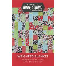 Weighted Blanket Pattern New Weighted Blanket Pattern From Man Sewing Rob Appell Missouri
