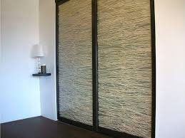 coastal branch stack sliding closet doors room dividers beach style closet