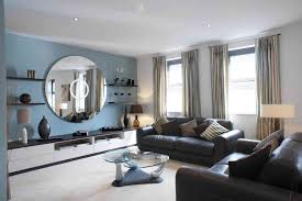 Living Room Ideas With Blue Leather Sofa Sofa MenzilperdeNet - Leather furniture ideas for living rooms