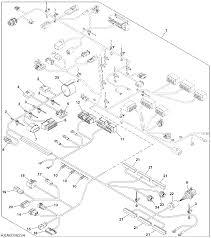 BMW Wiring Harness Connectors 9630 tractor cab wiring harness connectors (1 2) (pst) epc john deere online