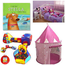 1 Year Old Christmas Gift Ideas 2018- Books, bedding, tunnels and tents BEST Gifts for a Girl! \u2022 The Pinning Mama