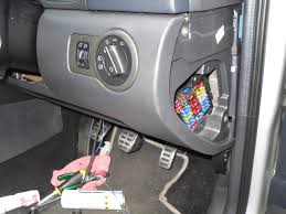 how to diy guide for fitting cruise control skoda octavia skoda fabia relay diagram at Where Is The Fuse Box On A Skoda Fabia