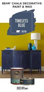 Give Old Furniture A Brand New Style With Behr Chalk