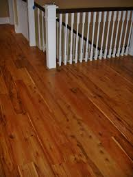 australian cypress hardwood floors finished with 3 coats of polyurethane