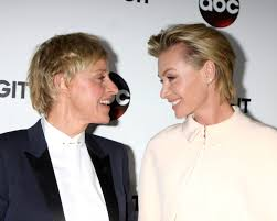 Ellen And Portia Ellen Degeneres Portia De Rossi Mark 9 Year Wedding Anniversary