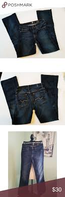 7 For All Mankind Sz 25 7 Seven For All Mankind Mid Rise