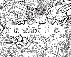 Small Picture Free inspirational quote adult coloring book image from LiltKids