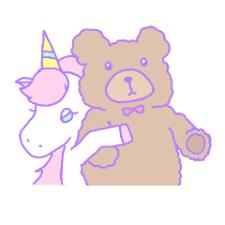 <b>Dreamy unicorn</b> – LINE stickers | LINE STORE