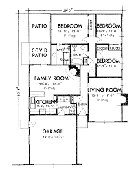 small one story house plans cottage with garage soiaya courtyard single porches contemp