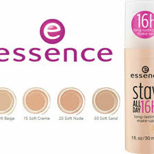 foundation stay all day essence 16hour 30 soft sand health beauty makeup on carousell