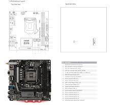 Z270 Motherboard Comparison Chart Z370 Vs Z270