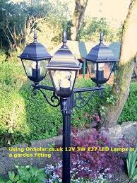 Canterbury Solar Wall LightSolar Powered Garden Lights Uk