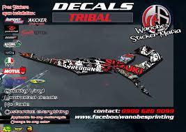 Decals Design For Raider 150 Raider 150 Decals Tribal