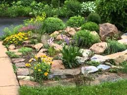 Small Picture Small Rock Garden Ideas Garden Design And Garden Ideas