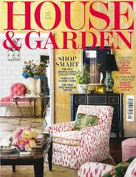 house and garden magazine. Exellent Magazine House And Garden Cover APRIL 2017 Intended And Magazine