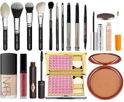 fresh spring makeup tutorial zoella brushes