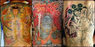 почему якудза носят татуировки Anidub Anime News ваш проводник