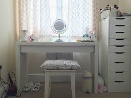 makeup desk ikea alex malm dressing table 1024x769 homeware haul o makeup desk ikea alex ikea