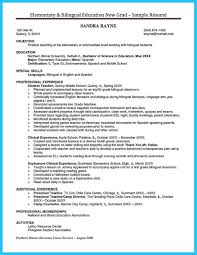Bilingual Resumes Pin On Resume Template Resume Resume Examples Resume Templates