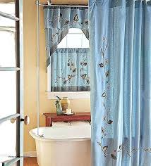shower curtains valances shower curtain and window valance set new curtain ideas shower curtains with matching