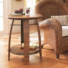 make wine barrel furniture. wine barrel furniture make p