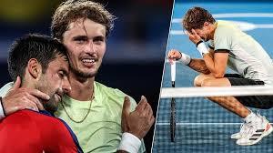 You are on alexander zverev scores page in tennis section. Zverev Unmoglicher Coup Gegen Djokovic Einer Der Emotionalsten Siege Der Karriere Sportbuzzer De