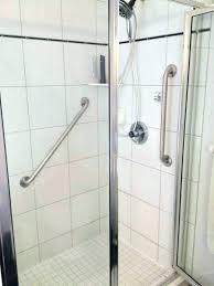 bathroom handrails shower grab bars for elderly home depot handicap handrail safety decorat