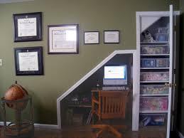 office under stairs. dwsp309_2ca office under stairs
